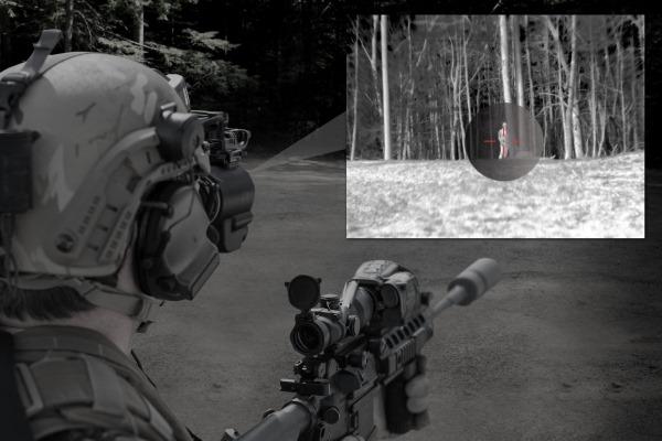 Новые очки для военных США объединили в себе ночное видение и тепловизор (2  фото) 1fae30d227a