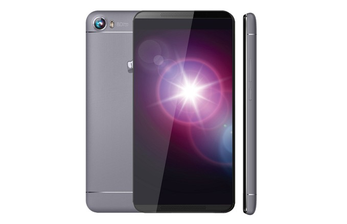 Micromax Canvas Fire 3 - смартфон для меломанов за 6990 рублей (2 фото)