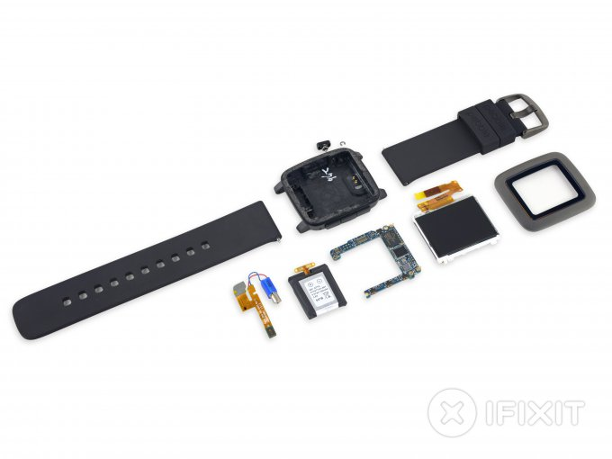 Новые Pebble Time попали под разбор iFixit (15 фото)