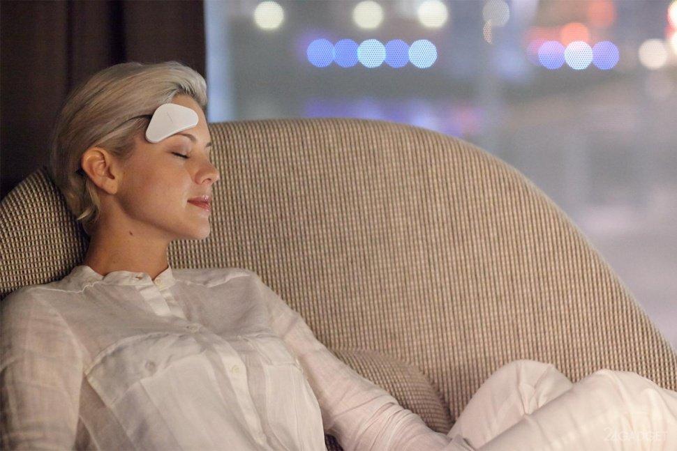 Thync - современный прибор для регулировки сна