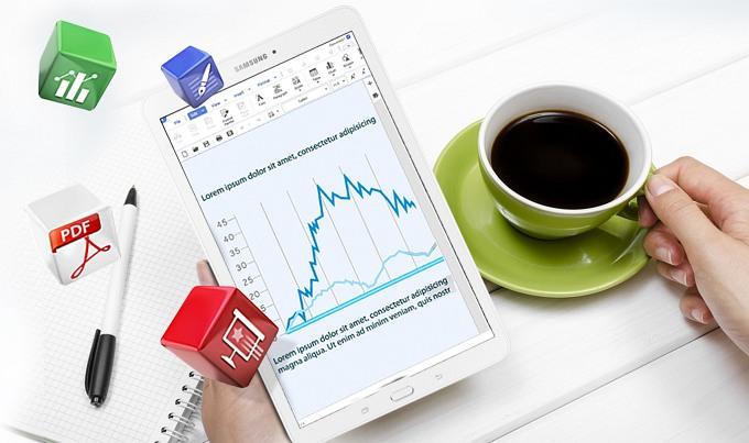 Samsung Galaxy Tab E – доступный Android-планшет с пакетом