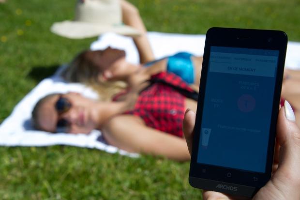 Умный купальник не позволит обгореть на солнце (8 фото + видео)