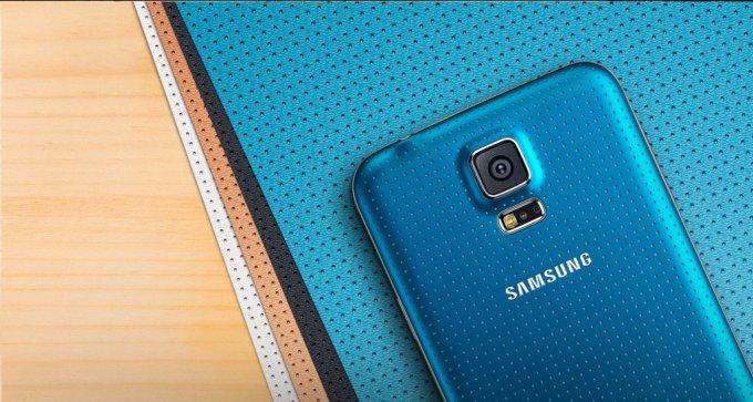Samsung выпустит модификацию флагмана Galaxy S5 (3 фото)