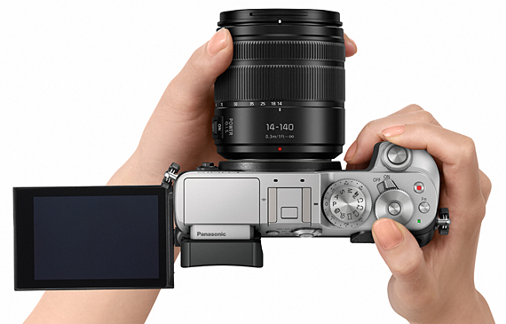Беззеркалка Panasonic Lumix DMC-GX8 с поддержкой 4K-видео (10 фото + видео)