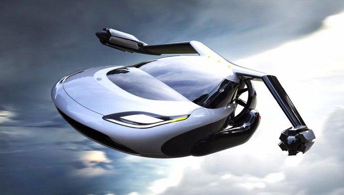 Terrafugia TF-X — беспилотный летающий автомобиль (5 фото + видео)