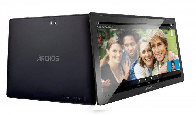 Archos 101 Oxygen — 10-дюймовый планшет для мультимедиа (7 фото)