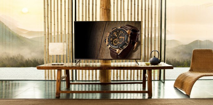 Xiaomi Mi TV2S — 4К телевизор толщиной менее 1 см (11 фото)
