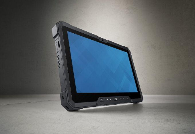 Dell Latitude 12 Rugged — планшет для работы в экстремальных условиях (15 фото + видео)
