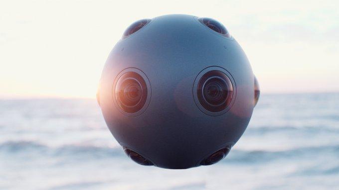 Nokia Ozo — шарообразная камера виртуальной реальности (10 фото + видео)
