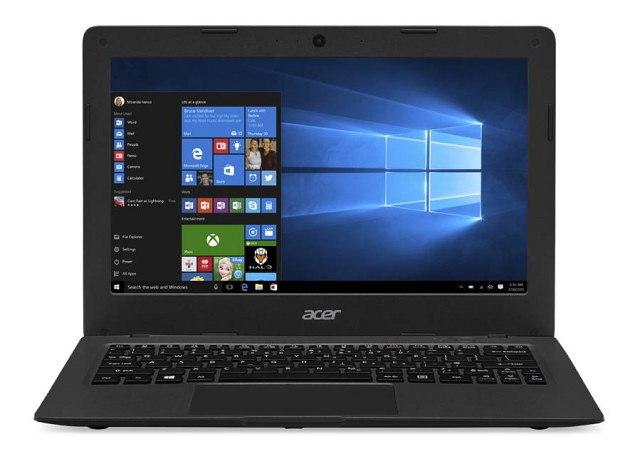 Бюджетные ноутбуки Acer на Windows 10 (4 фото)