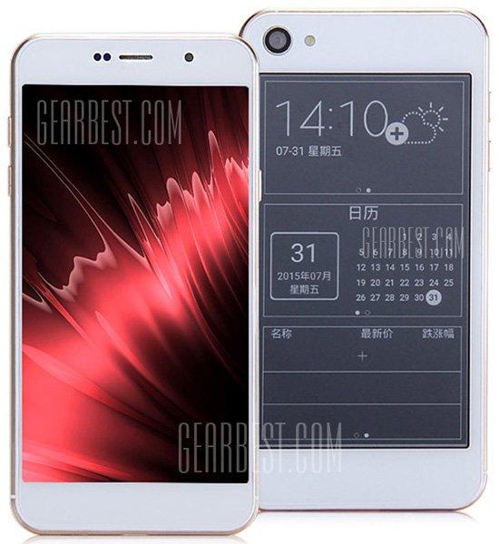 Китайский двухэкранный конкурент YotaPhone доступен для предзаказа (5 фото)