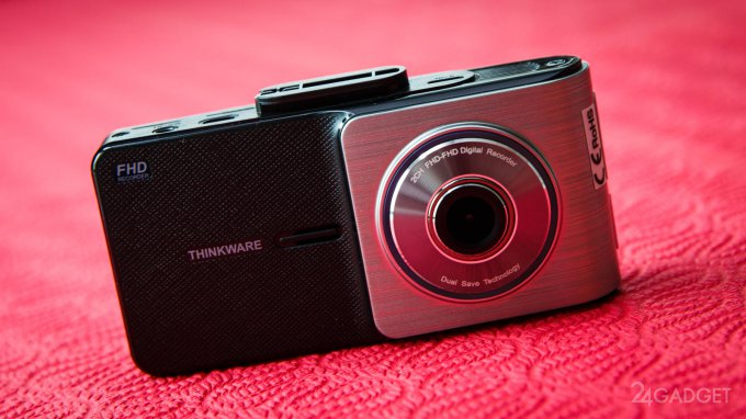 Thinkware везёт в Россию 3 видеорегистратора (14 фото)