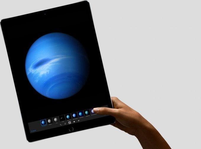 iPad Pro — самый большой и мощный планшет от Apple (13 фото + 3 видео)