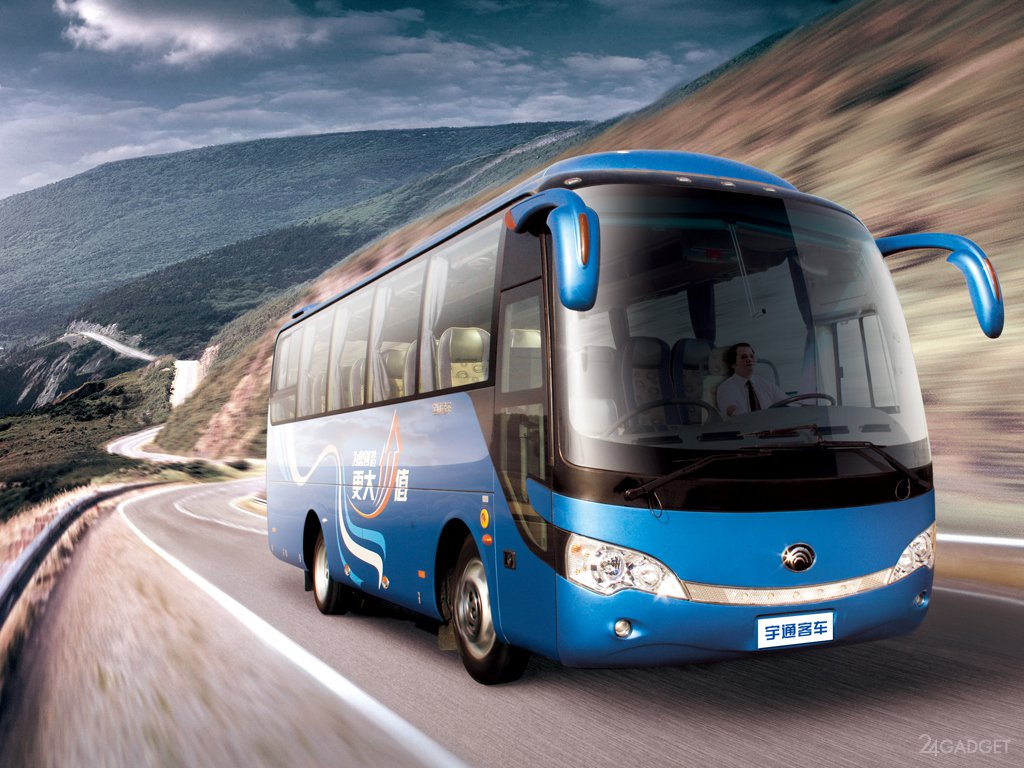 это китайские туристические автобусы фото жанынан