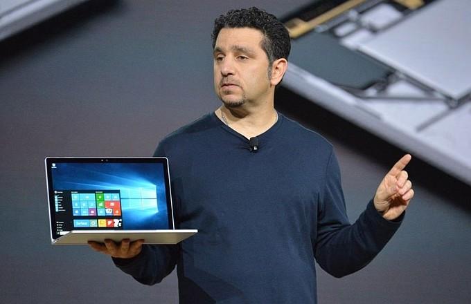 Surface Book - необычный ноутбук-трансформер от Microsoft (20 фото + видео)