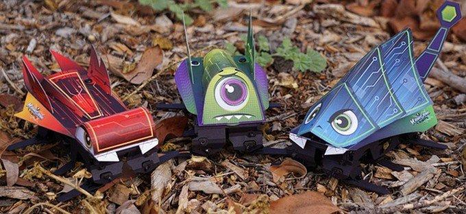 Робот-оригами для детей (5 фото + видео)
