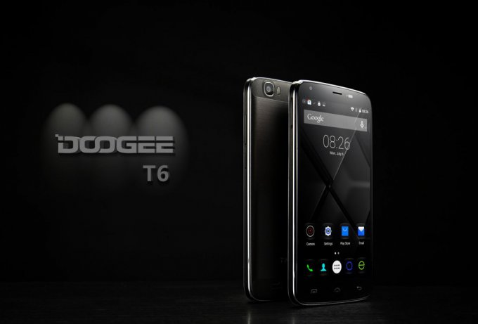 DOOGEE T6 - смартфон и PowerBank в одном лице (3 фото)