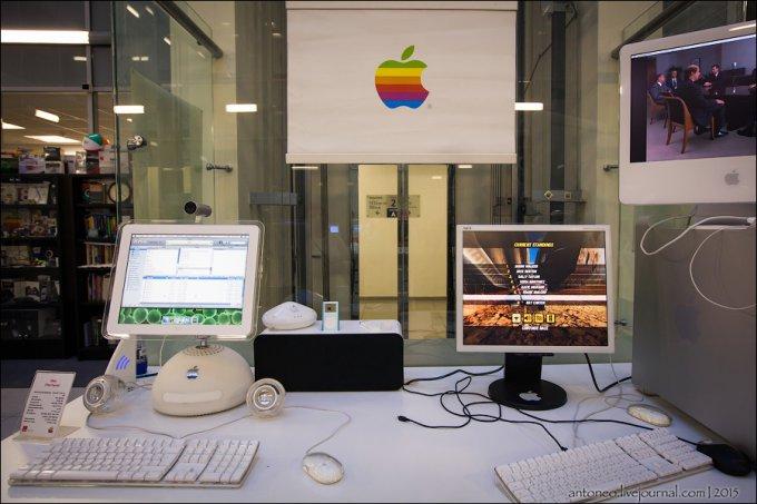 Музей техники Apple (27 фото)