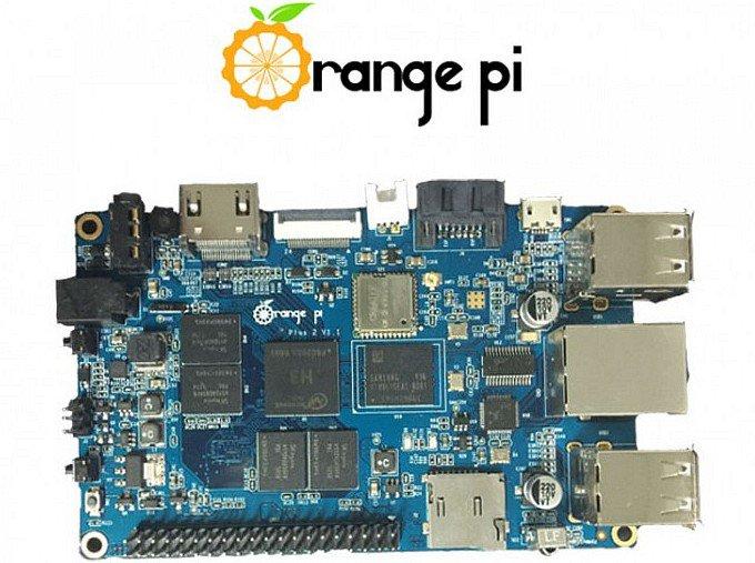 Orange Pi Plus 2 — продвинутый конкурент Raspberry Pi (2 фото)
