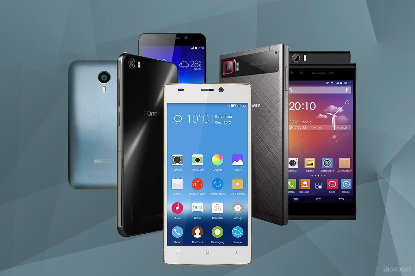 chinas smartphones