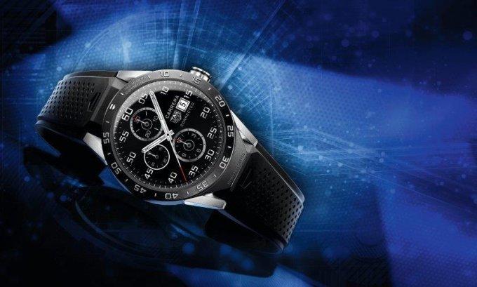 TAG Heuer Connected — умные премиум-часы из Швейцарии (14 фото + видео)