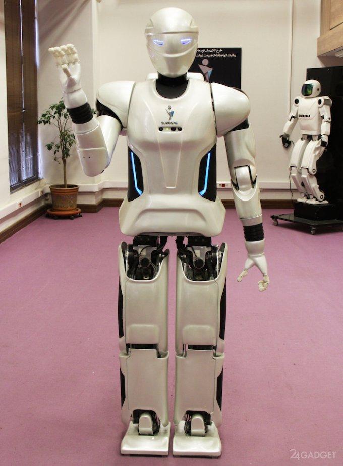 человекоподобные роботы картинки меня принципиально добиться