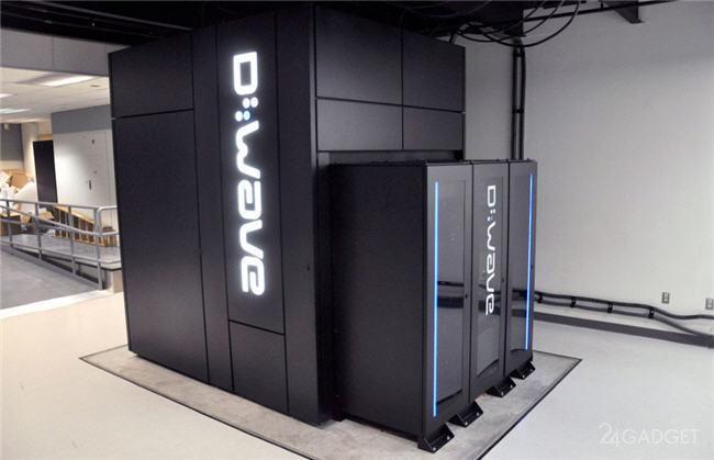 Google рассказала о возможностях квантового компьютера (3 фото)