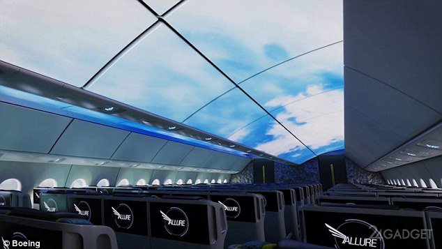 Концепт самолета будущего (10 фото + видео)
