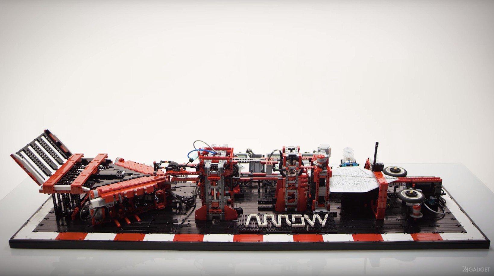 Как сделано Лего 59