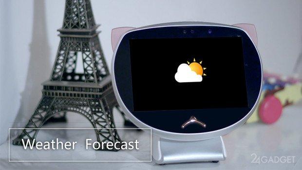 Робот-помощник с функцией шпионажа (9 фото + видео)