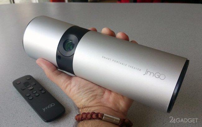Смарт-проектор с функцией 3D-кинотеатра (13 фото + видео)