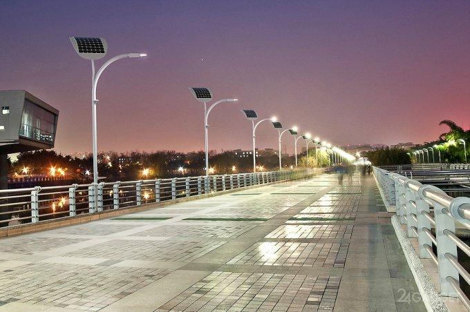 Лас-Вегас переходит на альтернативную энергию (8 фото + видео)