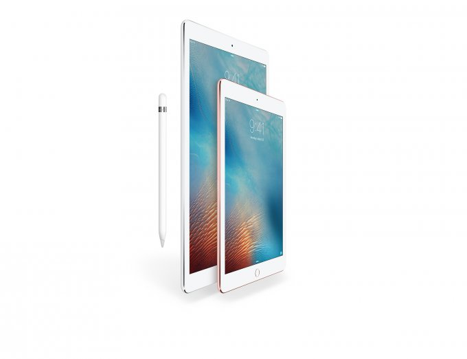 Apple представила уменьшенный вариант iPad Pro (18 фото + видео)