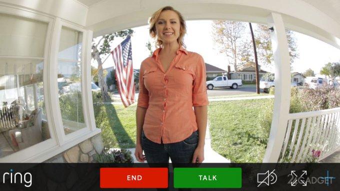 Дверной замок с системой наблюдения и зонирования (4 фото + видео)