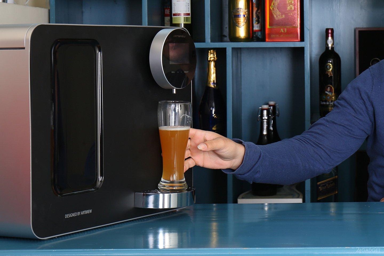Домашняя пивоварня samsung коптильня холодного копчение купить