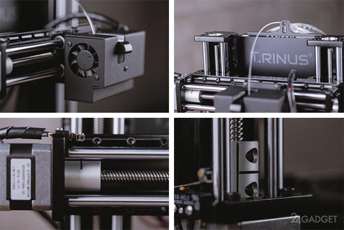 Самый доступный 3D-принтер (7 фото + видео)
