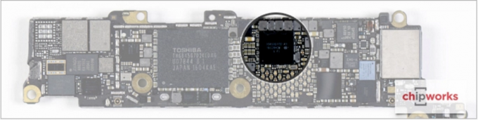 Специалисты ChipWorks разобрали iPhone SE (5 фото)
