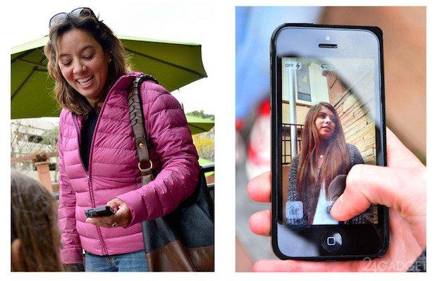 Чехол для скрытой съемки с iPhone (7 фото + видео)