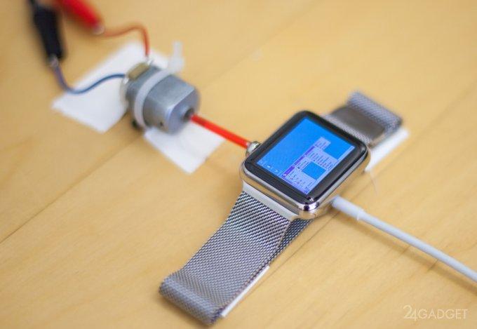 ОС Windows 95 запустили на Apple Watch (видео)