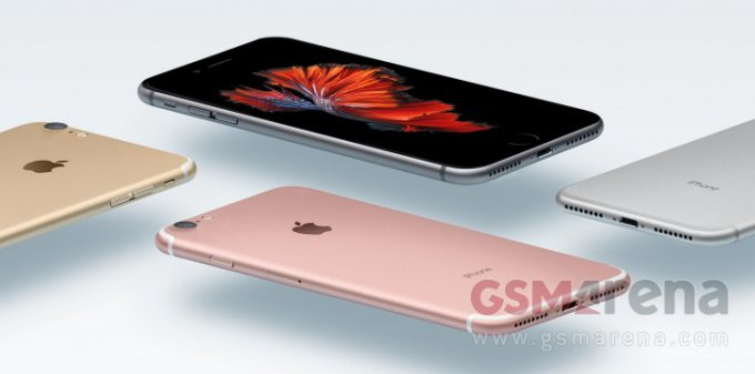 Первые рендеры будущего iPhone 7 (4 фото)