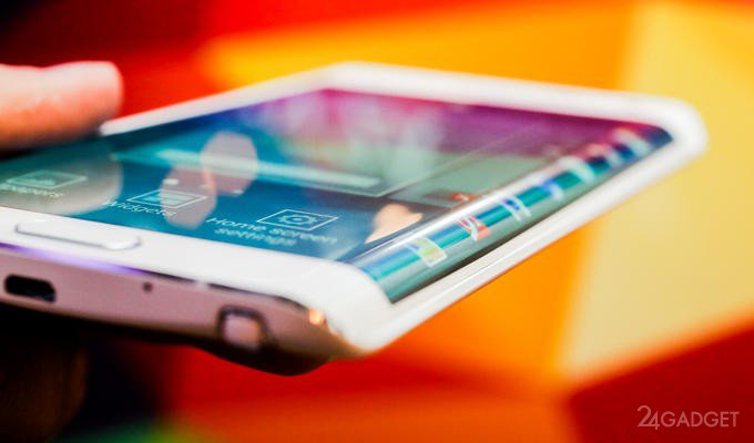 Производитель чехлов подтвердил изогнутый экран у Galaxy Note7 (5 фото)