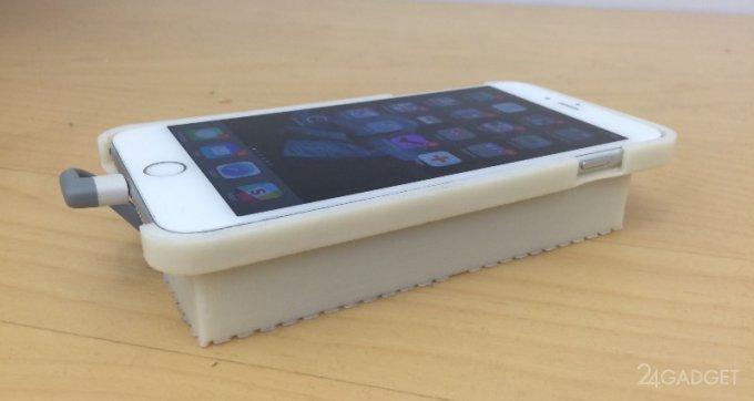 На iPhone запустили ОС Android (3 фото + видео)