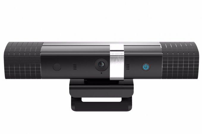 Компактный ПК в формате веб-камеры (6 фото)