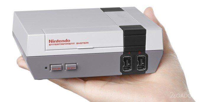 Nintendo выпустит мини-версию NES с 30 встроенными играми (3 фото)