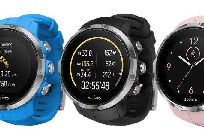 Suunto Spartan Sport - умные часы для спортсменов (6 фото)