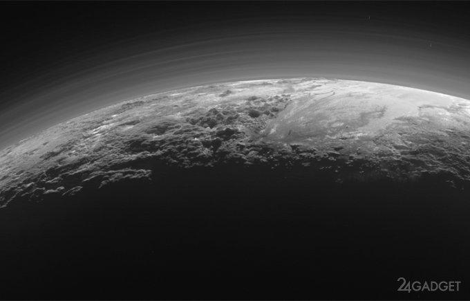Посадка станции New Horizons на Плутоне (видео)