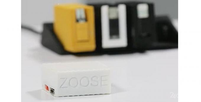 Самый маленький в мире портативный аккумулятор