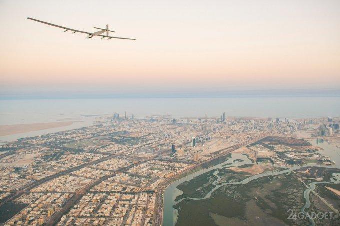 Солнцелет Solar Impulse 2 завершил кругосветное путешествие (18 фото + 2 видео)