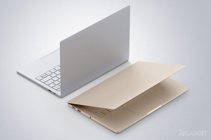 Xiaomi Mi Notebook Air — доступный конкурент MacBook Air (21 фото)