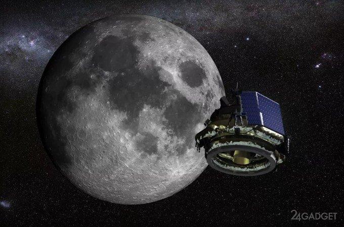 Частная компания впервые получила разрешение на полет к Луне